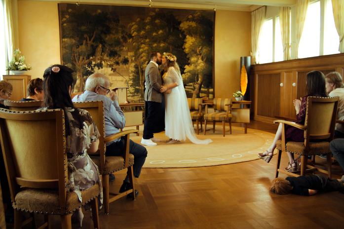 Bruiloft Dennis & Jorien