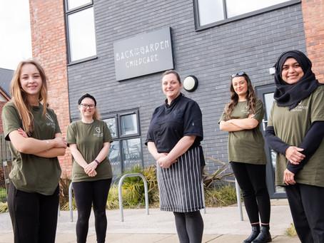 Altrincham Nursery Leads with Successful Apprenticeship Scheme