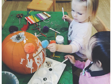 Back to the Garden Childcare in Broadheath, Altrincham: 'Tis the season of giving