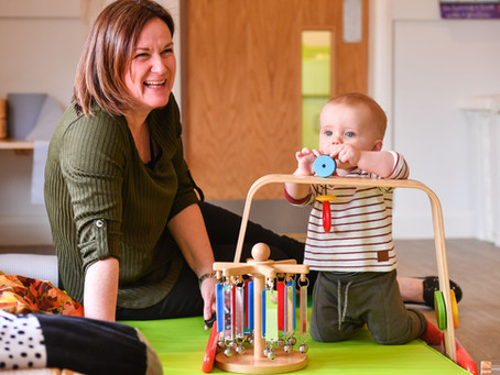 Back to the Garden Childcare in Broadheath, Altrincham: Showing love to the things we love