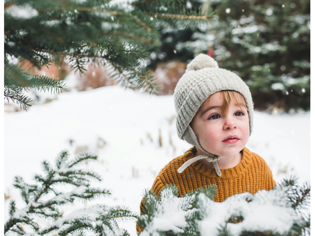 Winter with Back to the Garden Childcare in Broadheath, Altrincham