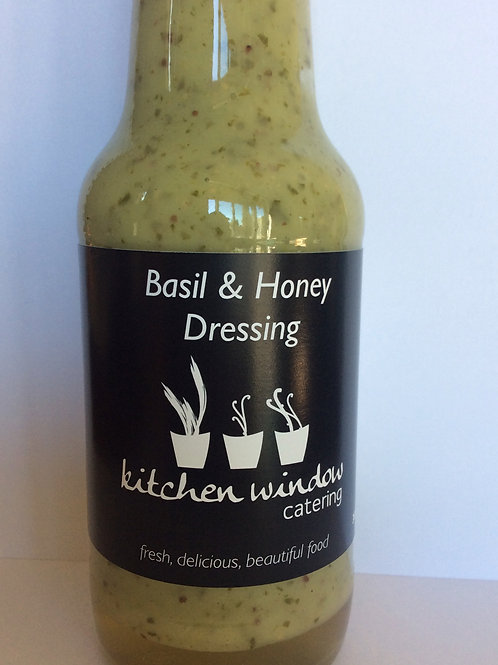 300ml Basil & Honey Dressing