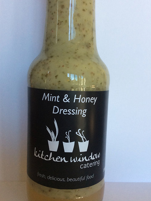 300ml Mint & Honey Dressing