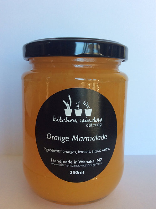 250ml Orange Marmalade