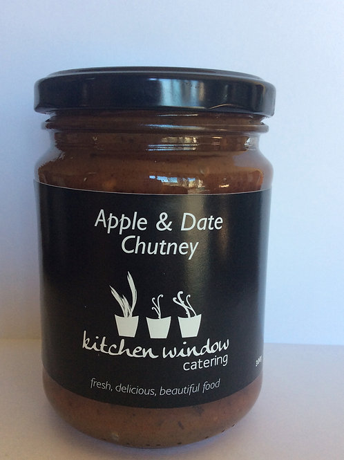 300g Apple & Date Chutney