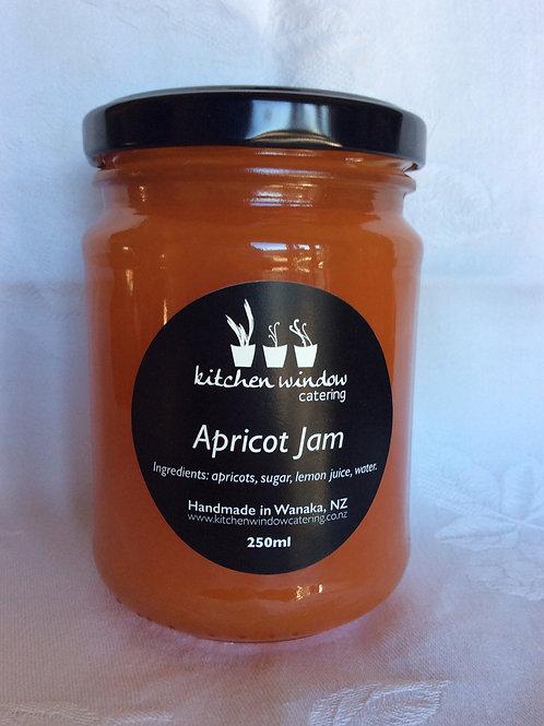 250ml Apricot Jam