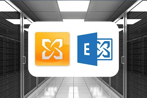 Миграция на Exchange Server 2019