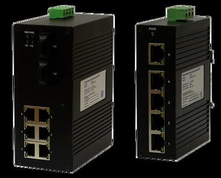 Ethernet-коммутаторы сетевые промышленные СК-ОПТИ
