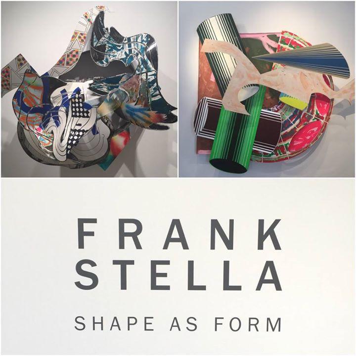 NYCFRANK STELLA, Paul Kasmin Gallery, NYC
