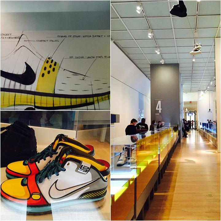 The Rise of Sneaker Culture, Brooklyn Museum