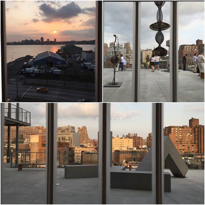 NYC from the Whitney Museum