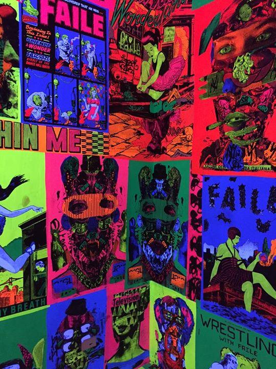 FAIL, Brooklyn Museum