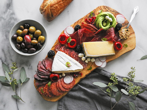 Impress Everyone This Year with Your Homemade Charcuterie Board
