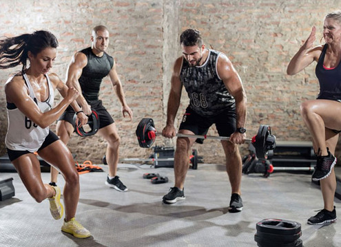 High Intensity Interval Training (HIIT):Efficient, Effective, and Entertaining