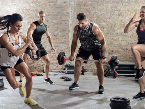 High Intensity Interval Training (HIIT): Efficient, Effective, and Entertaining