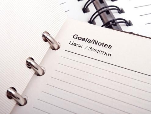 Motivation: Setting Proper Goals