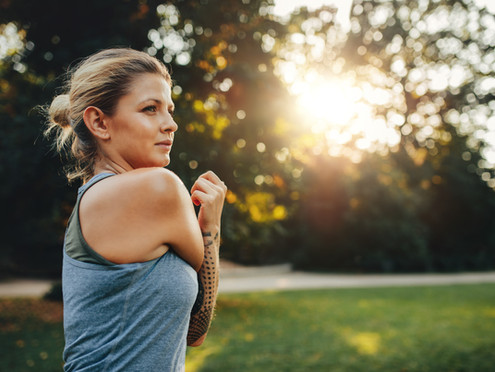 10 Benefits to Stretching Properly