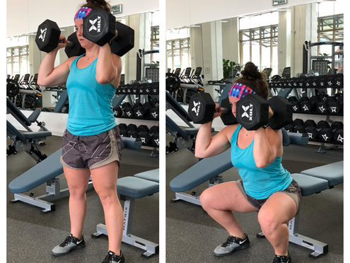 No Barbell, No Problem: Training the Lower Body