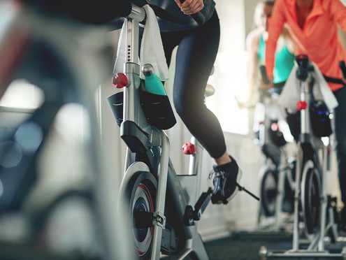 Cycling Class for All!