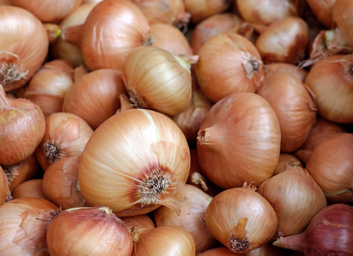Summer Food Series: Onions