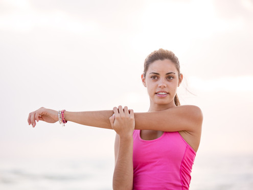 Focus on Flexibility: Static Stretching
