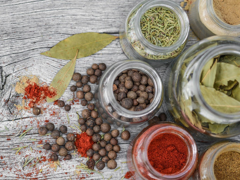 Herbs and Spices Series Recap