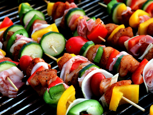 Get Out the Grill!