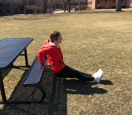 A Full Body Workout:As Easy As aWalk in The Park!
