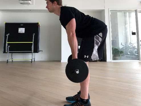 Preventing Injury: Proper Form
