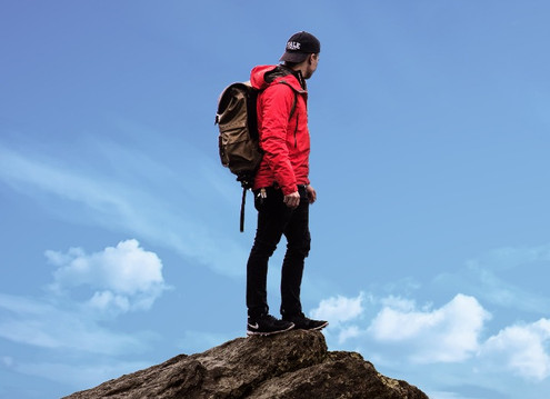 It's the Climb