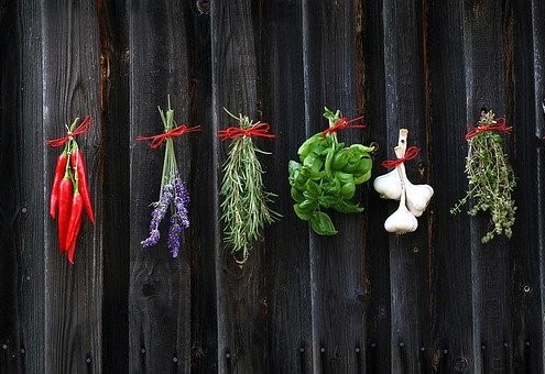 Pump Up the Flavor: Using Herbs and Spices