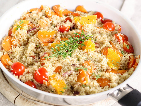 Quinoa: Easier to Cook than Pronounce