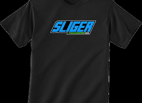 """""""SLIGER blue OG"""" / T shirt"""