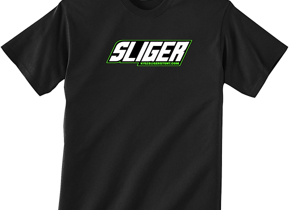"""SLIGER green OG"" / T shirt"