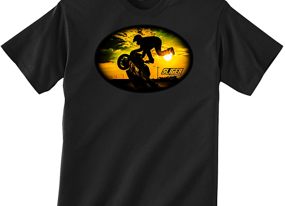 """SUNSET TOWER"" / T shirt"