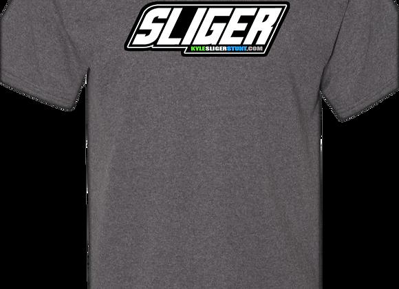 """""""SLIGER multi color logo OG"""" / T shirt"""