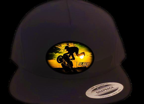 SUNSET tower HAT