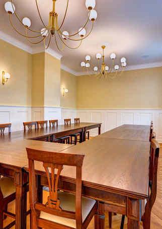 Malý salónek v Hotelu Chmelnice. | Hotel Chmelnice Napajedla