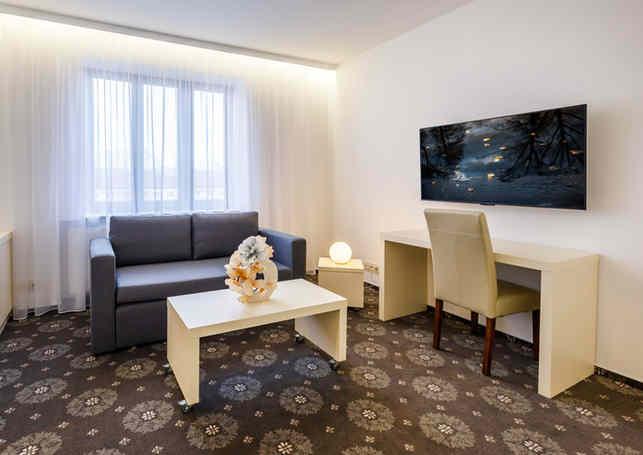 Vybavení pokoje | Hotel Chmelnice Napajedla