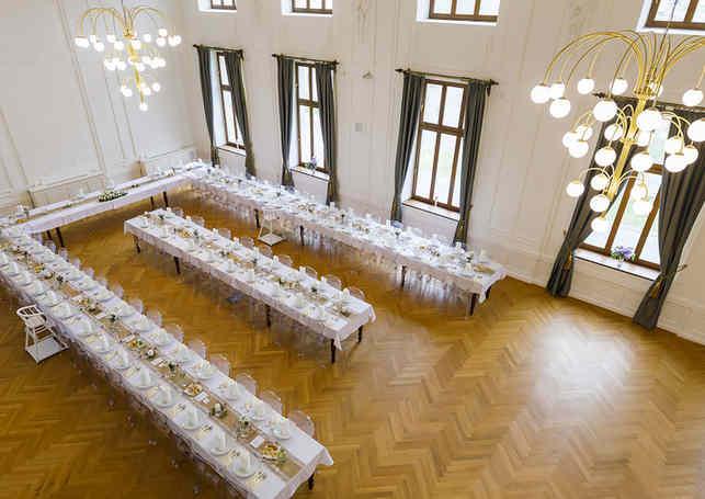 Hotel Chmelnice Napajedla 1. - prostory pro svatby