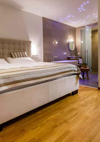 Svatební apartmán | Hotel Chmelnice Napajedla