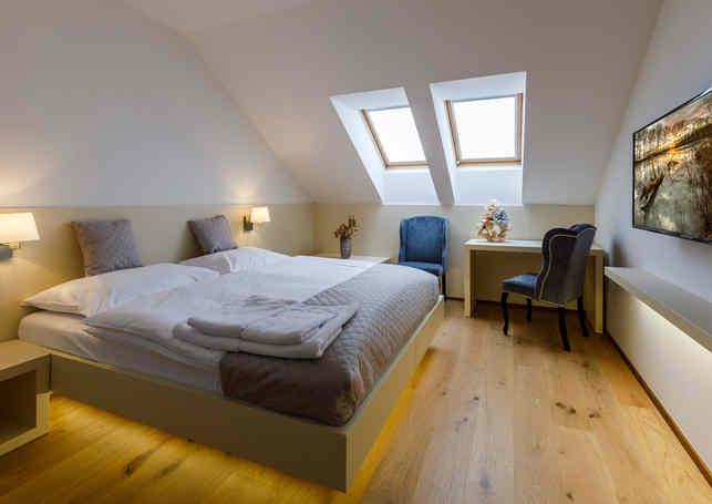Dvoulůžkový pokoj | Hotel Chmelnice Napajedla