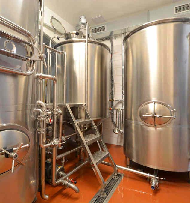 Prostory Pivovaru Hotelu Chmelnice. | Hotel Chmelnice Napajedla