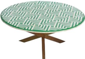 INLAY GREEN TABLE TOP - CUSTOM ORDER.jpg