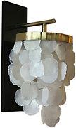 WALL SHELL LIGHT FIXTURE-LTS004 35d85h.j