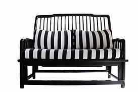BLACK LOVE SEAT BBN002.jpg