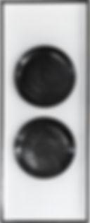 BLACK ROUND BAMBOO WALL HANGING BWH001.j