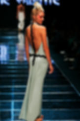 Daphne Valente sculptural fashion designer, trendy dresses, handmade jewelry, exclusive designs, Greek designer