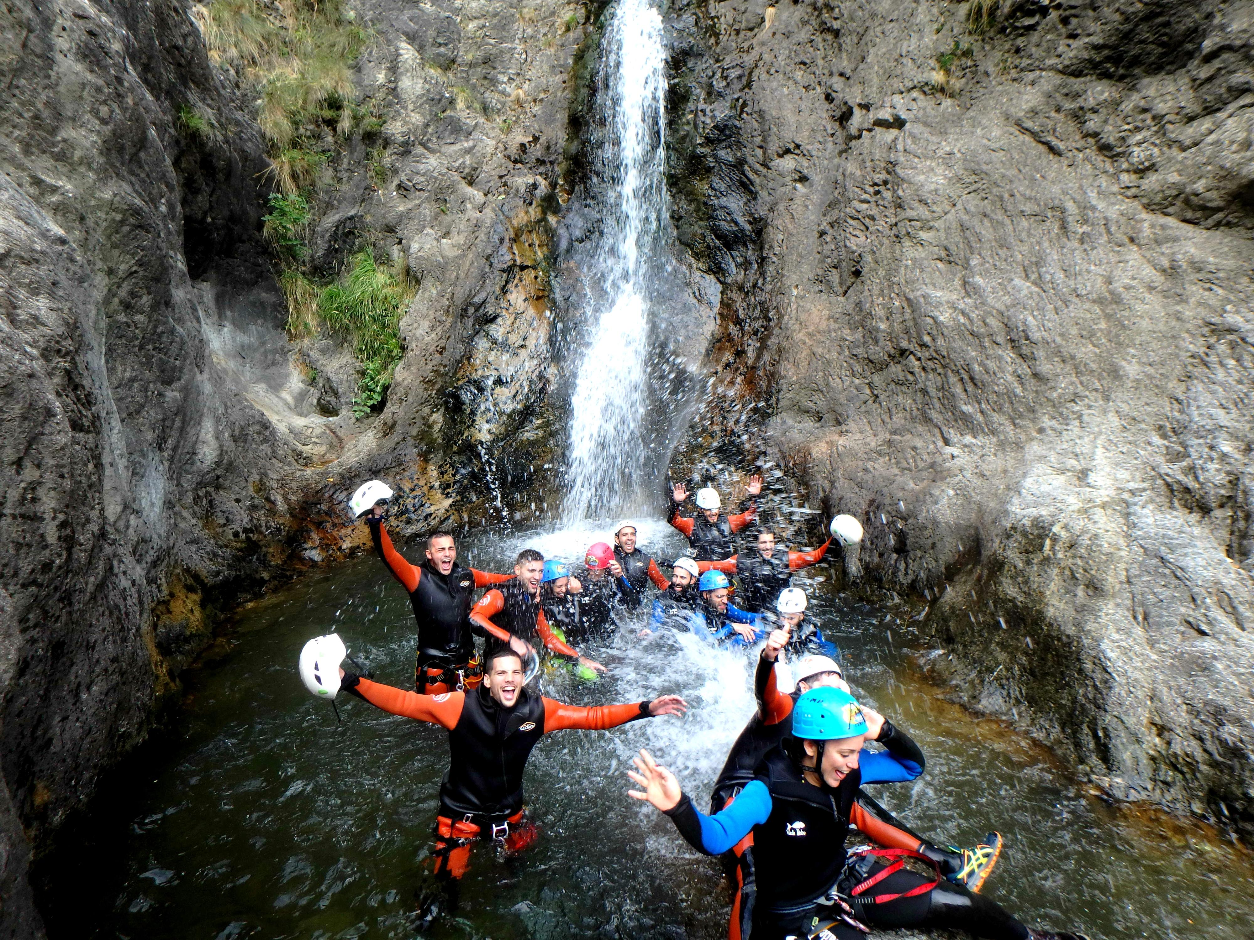 Gorges de Nuria
