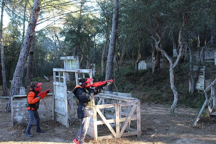 Paintball junior